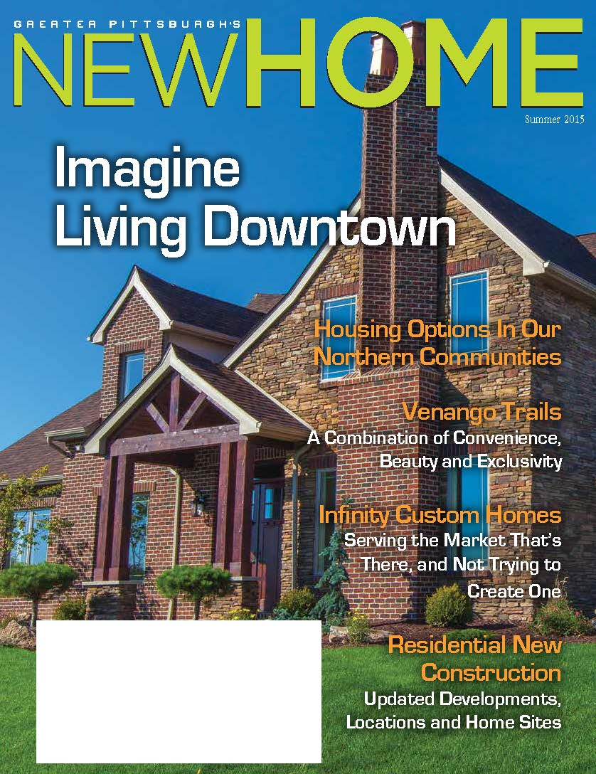 We Were The Featured Project Profile Of This Summers Edition Of New Home Magazine